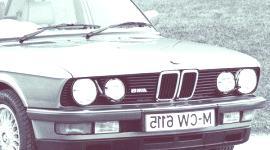 BMW M5 1988, historia