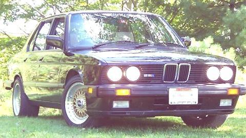 BMW M5 1988-03