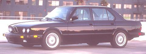 BMW M5 1988-06