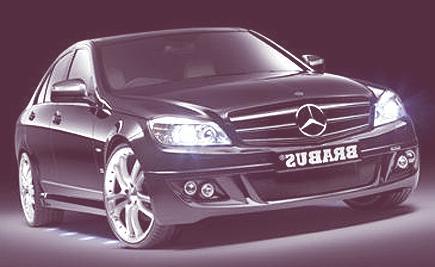Brabus-Mercedes