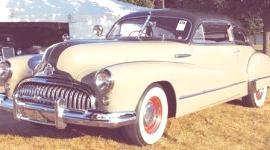 Buick Roadmaster 1947, historia