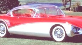 Buick Centurion Concept 1956, historia
