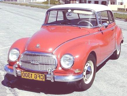 DKW 1000S-1960
