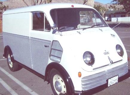 DKW_Auto_Union_Cargo_Van_Front_1958