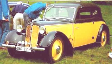 DKW_Favorit_Sedan_1939