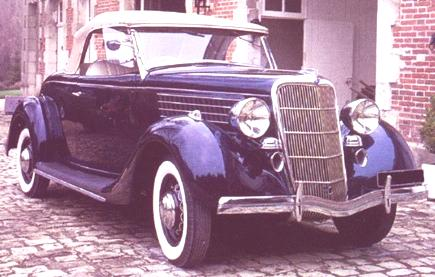 Deluxe Cabriolet 1935