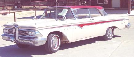 Edsel Ranger 1959-1