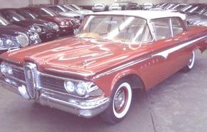 Edsel Ranger 1959, historia