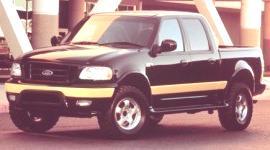 Historia de los Concept Cars, Ford Pick-Ups Concepts 2000
