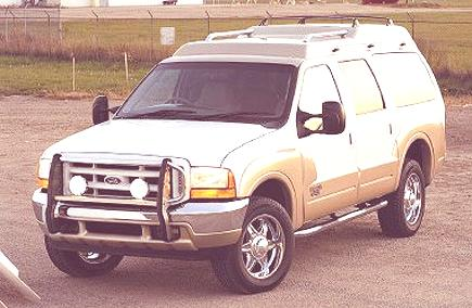 F-150 excursion sightseer 2000