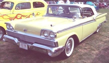Fairlane 500 Convertible 1959 01