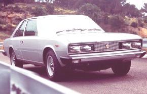 Fiat 130 Coupe 1969, historia