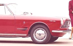 Fiat 2300 S Coupe 1961, historia