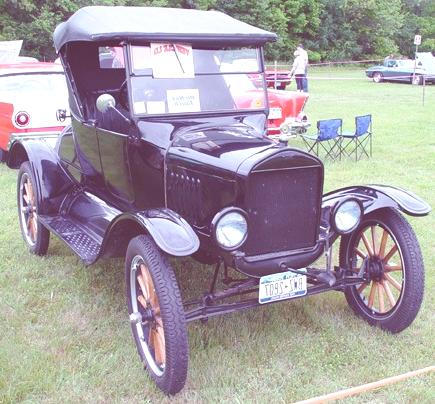 Ford T Touring