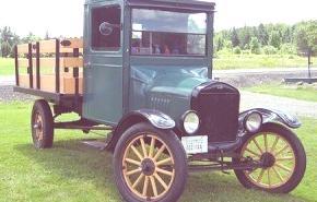Ford TT 1 Tonelada 1927, historia