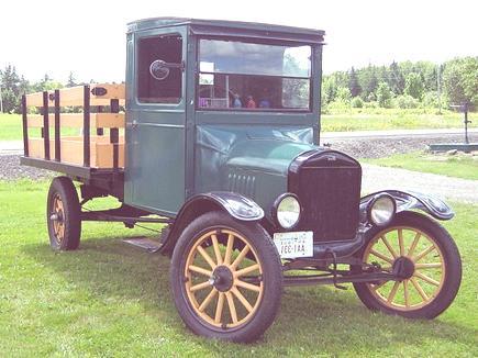 Ford TT 1 Tonelada 1927-01