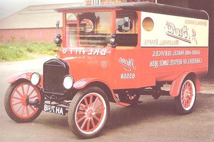 Ford TT 1 Tonelada 1927-05