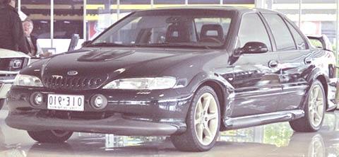 Ford Falcón GT 1997 (Australia), historia | Coches Miticos