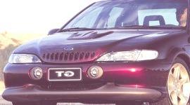 Ford Falcón GT 1997 (Australia), historia