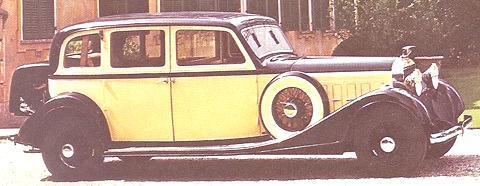 Hispano-Suiza K6 1935