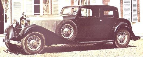 Hispano-Suiza Vanvoren 1932