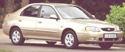 Kia Shuma II
