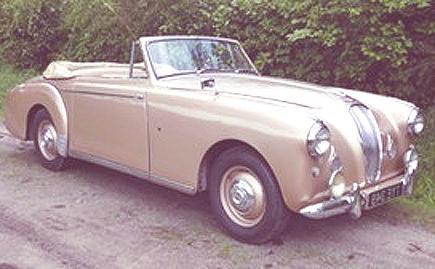 Lagonda 3 Litros Cabriolet 1953-04