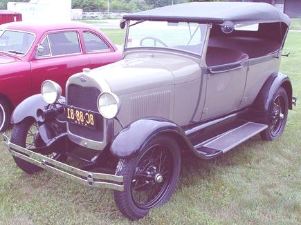 Model A Roadster 1928
