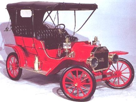 Model C Tonneau 1905