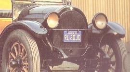 Oldsmobile 1 Tonelada 1919, historia