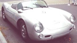 Porsche 550 Spyder 1953, historia