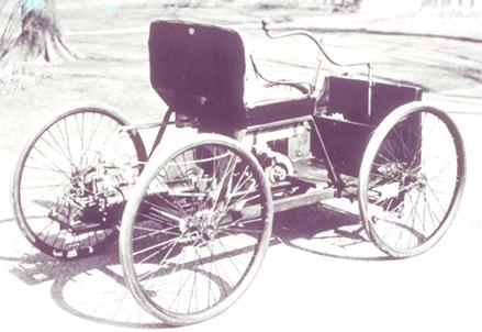 Quadricycle 1896