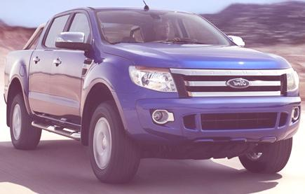 The All-New Ford Ranger. (10/14/2010)