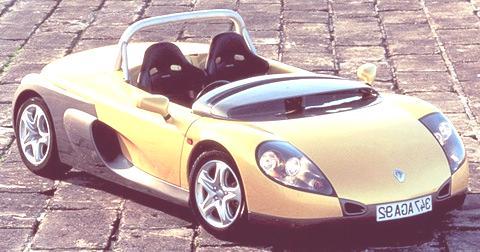 Renault Sport Spider 1995-01