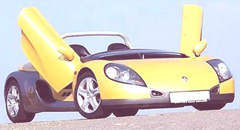 Renault Sport Spider 1995-02