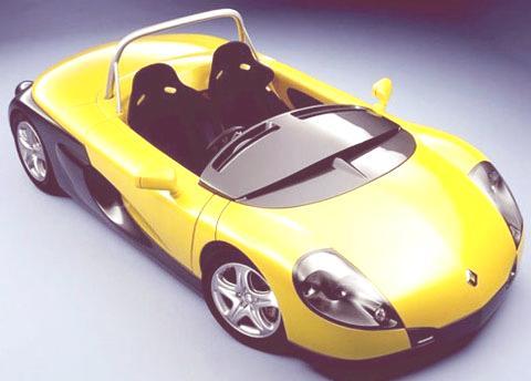 Renault Sport Spider 1995-03