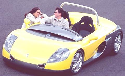 Renault Sport Spider 1995-06