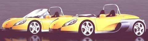Renault Sport Spider 1995-07