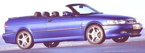 Saab 9-3 Viggen 1999-01
