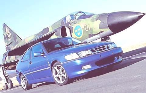 Saab 9-3 Viggen 1999-03