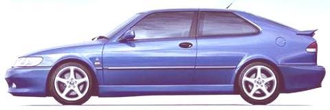 Saab 9-3 Viggen 1999-07