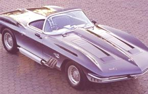 Chevrolet Corvette Mako Shark 1965, historia