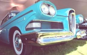 Edsel Pacer Convertible 1958, historia