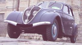 Peugeot 302 1937, historia