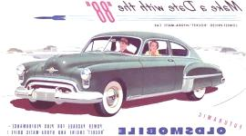 Oldsmobile 88 Futuramic 1949, historia
