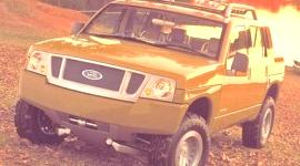 Historia de los Concept Cars, Ford Equator y F-250 Desert Excursion 2000