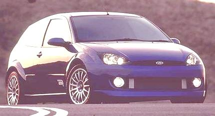 2000 Focus Rs Crosworth