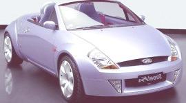 Historia de los Concept Cars, Ford Street Ka 2000 y 49 Concept 2001