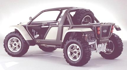 2001 EX Concept Vehicle 01