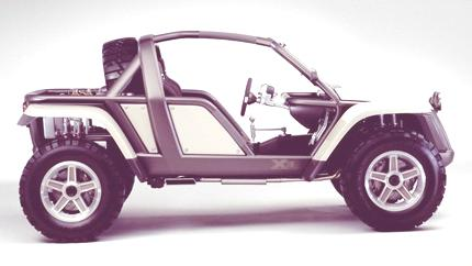2001 EX Concept Vehicle 03